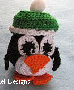 http://tutorials.donnascrochetdesigns.com/tiny-penguins-free-crochet-pattern.html