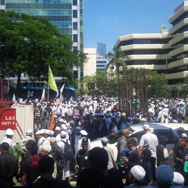 Ulama Dan Habaib Se-Jakarta: Kami Ingatkan Jokowi Dan