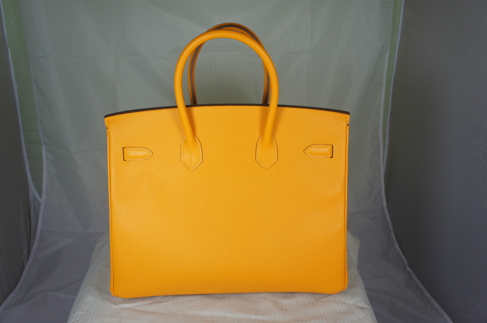 a605803e98 Authentic Labels  BRAND NEW HERMES JAUNE D OR BIRKIN 35 ESPOM GHW  P