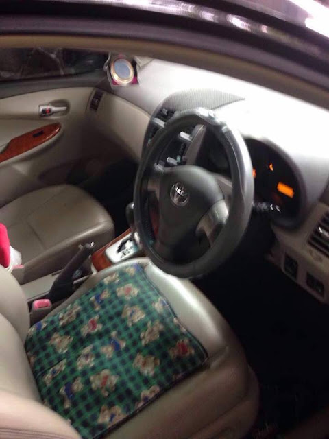 harga bekas Toyota Corolla Altis V tahun 2012