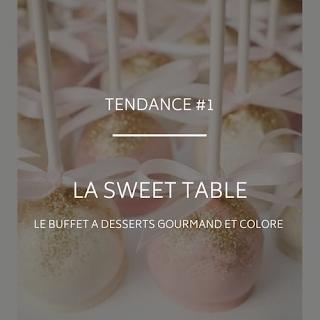 Inspirations pour réaliser une sweet table à son mariage blog mariage www.unjourmonprinceviendra26.com