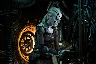 Jaylah from Star Trek Beyond