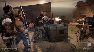 Army of Two: The Devil's Cartel (X-BOX360) 2013 DEMO