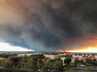 Flash News : As 'Camp Fire' Burns in Paradise In California
