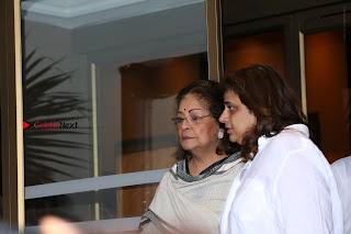 Actress Aishwarya Rai Father Prayer Meet Set 1  0048.JPG
