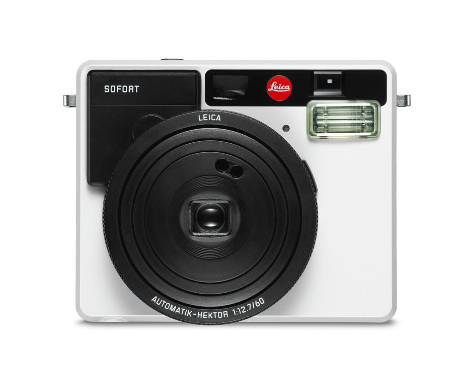 Leica Sofort, белый цвет