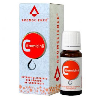 Citromicina cu  extract din samburi de  grapefruit 10 ml