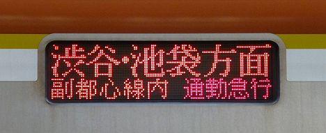 通勤特急 森林公園行き 東京メトロ10000系