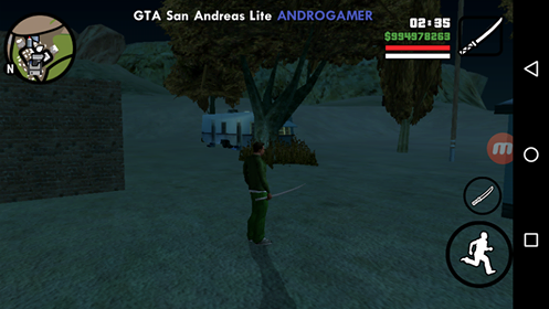 تحميل لعبة جاتا بحجم صغير | download gta san andreas للاندرويد برابط واحد مباشر