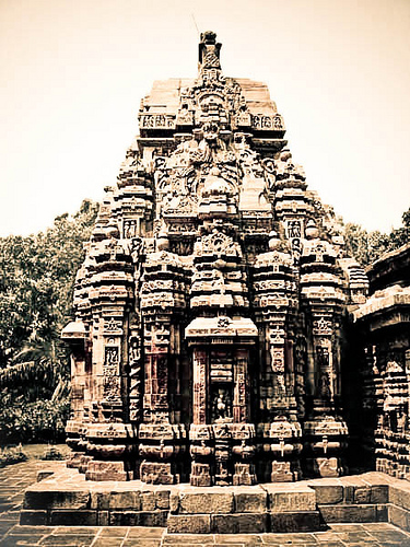 Varahi Temple, Chaurashi