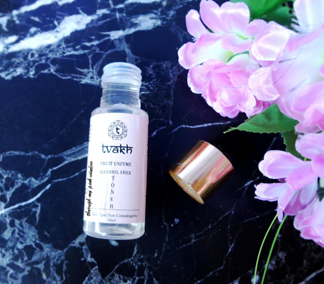 Tavkh Fruit Enzyme Alcohol Free Toner: Review