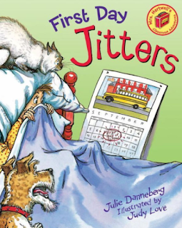 back to school books, Julie Danneberg, starting kindergarten, books for first year teachers
