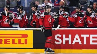 ХОККЕЙ  Канада – Швейцария Смотреть онлайн прямая трансляция матча 23.05.2019
