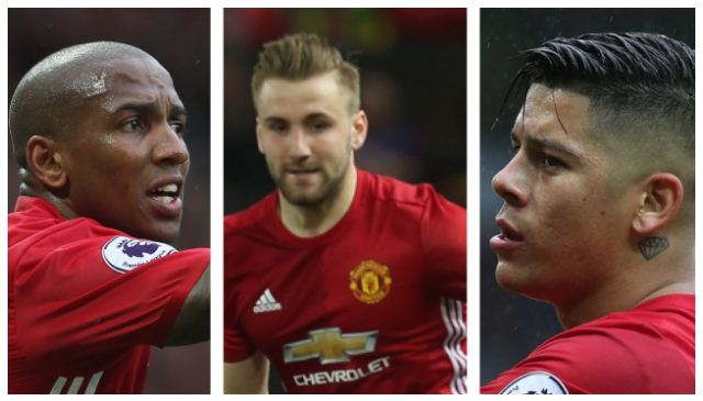Manchester United Kehilangan Tiga Pemain di Awal Musim Liga Inggris 2017-2018