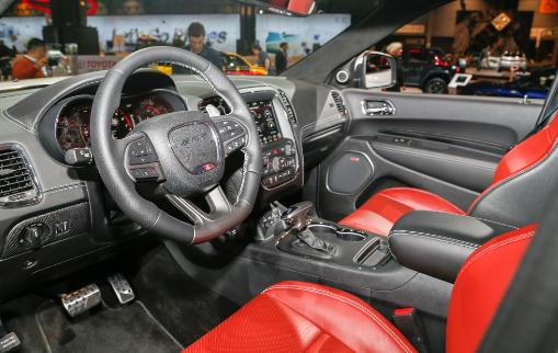 2018 Dodge Durango SRT AWD Redesign