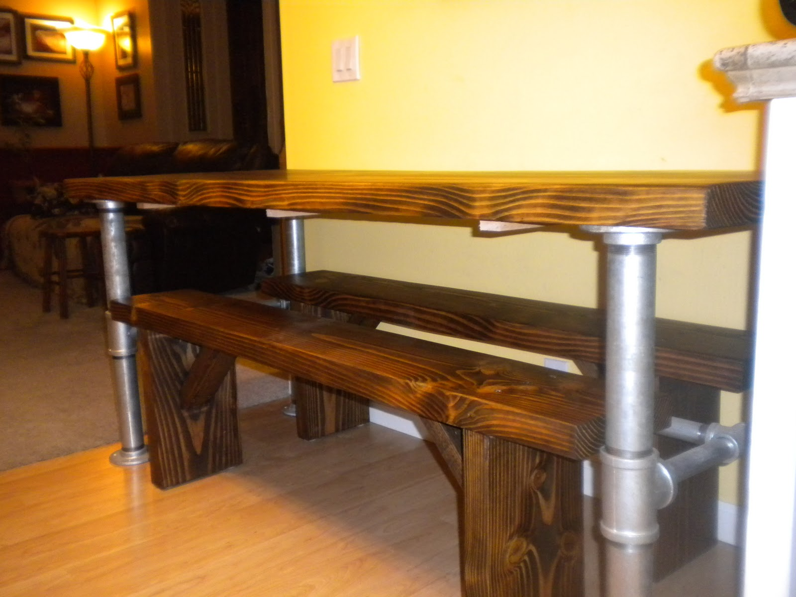 dream industrial farmhouse kitchen table industrial kitchen style industrial chic decor furniture industrial