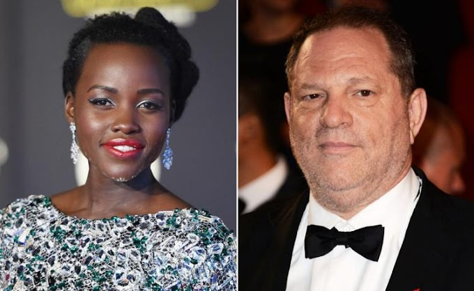 Lupita Nyong'o claims Harvey Weinstein also sexually assaulted her