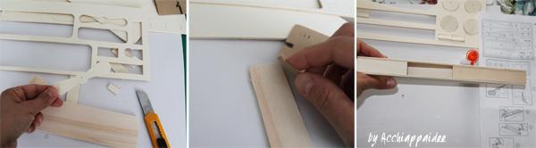 tutorial 1 montaggio biplano di legno
