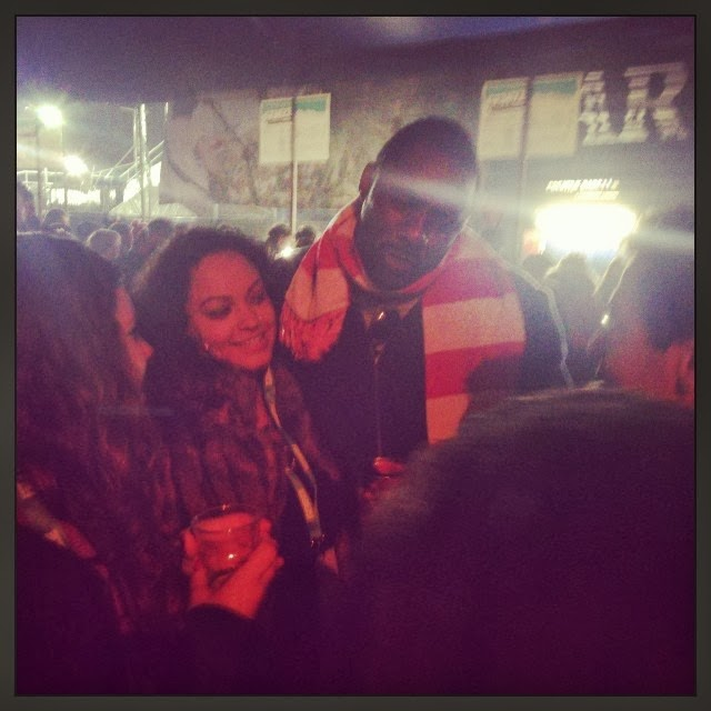 Idris Elba Fiance: Idris Elba And Pregnant Girlfriend, Naiyana