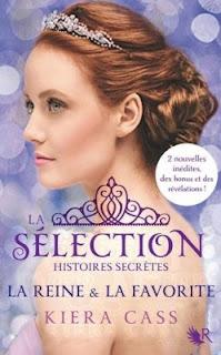 selection histoires secretes reine favorite kiera cass