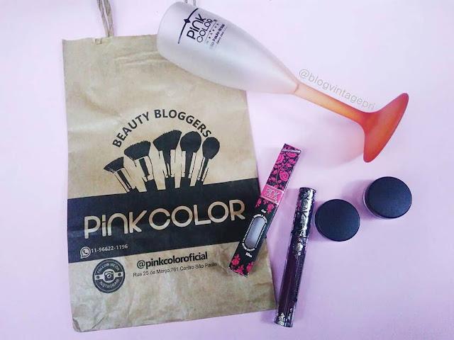 Lançamentos Pink Color + Resenha