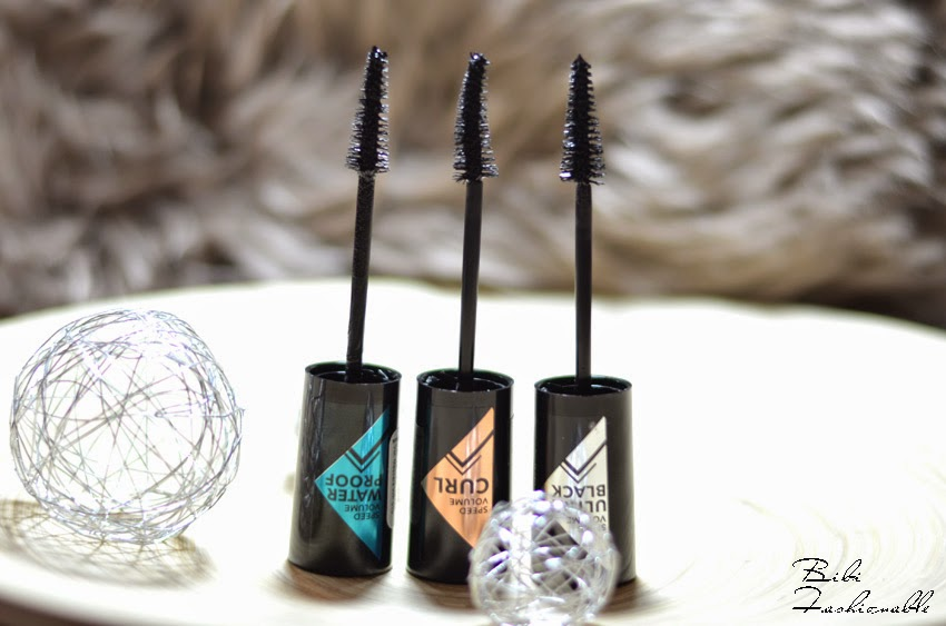Catrice Jet Lash Speed Volume Mascara WP Curl UB Bürstchen