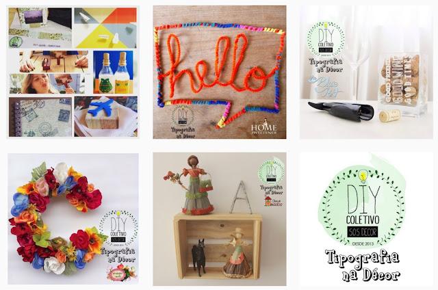 perfil diy coletivo blog decoração