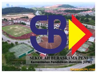Senarai Terkini Sekolah Berasrama Penuh SBP di Malaysia