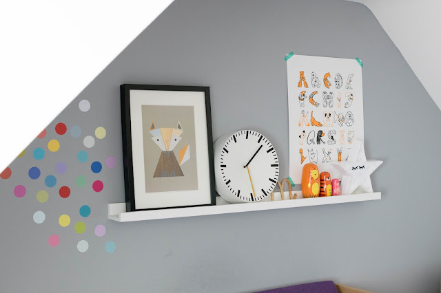 colourful nursery inspiration