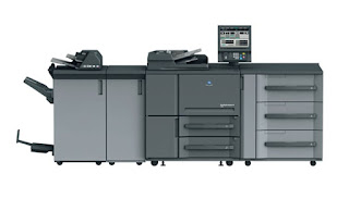 Konica Minolta bizhub PRESS 1250e Drivers, Review