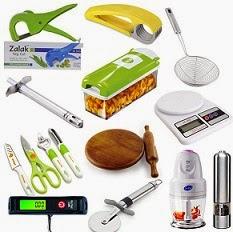 Bumper Offers on Kitchen Tools: Min 50% Off  @ Flipkart