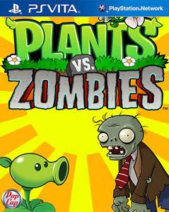 Plants Vs Zombies Update Psvita Juegos Ps Vita Vpk Gratis