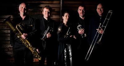 The Prince Regent's Band - photo Thomas Bowles