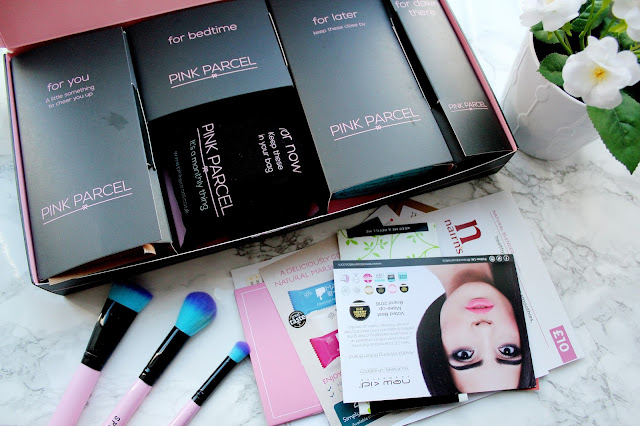 Beauty: Pink Parcel April Edition Review
