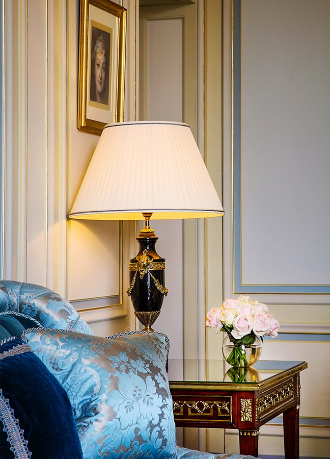 Décor of elegant design :: New Ritz Paris | Cool Chic Style Fashion