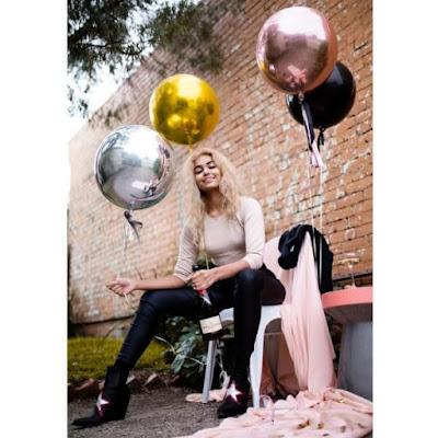 Balon Foil Orbz