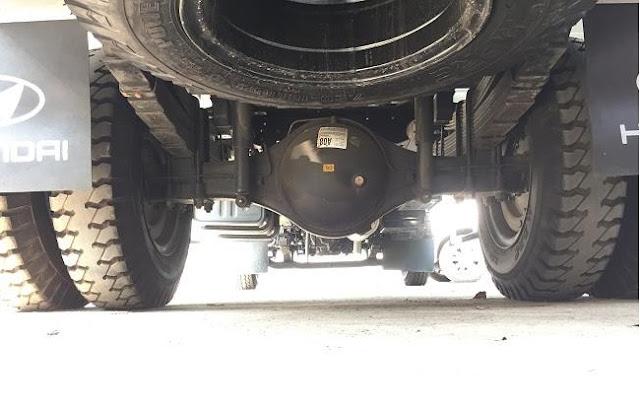 Hyundai hd120S Tư vấn mua xe tải Hyundai HD120S 8,5 tấn Đô Thành cau sau xe tai hyundai 8 tan hd120s do thanh