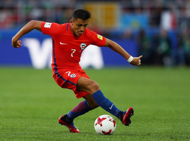 Alexis Sanchez Fokus Penuh ke Timnasnya Chile