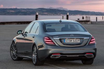 Mercedes Benz S500 L 2018 Review, Specs, Price