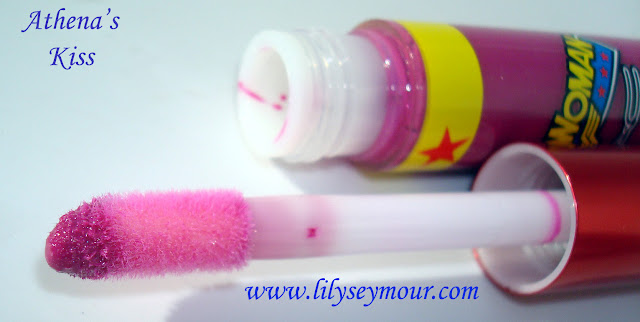 Mac Athena's Kiss Lip Gloss