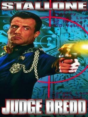 Sinopsis film Judge Dredd (1995)