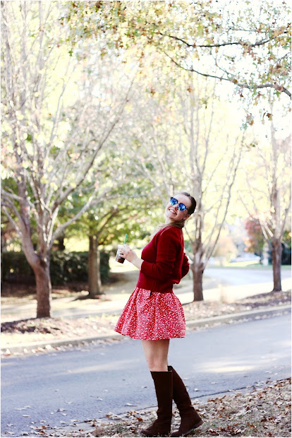 Carmel Holiday Party Style Little Red Dress 3 Ways