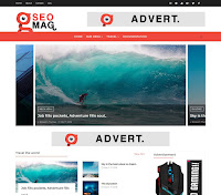 Download Premium Theme Blossomtheme SEO MAG Blogger Blogspot Template Gratis Responsive