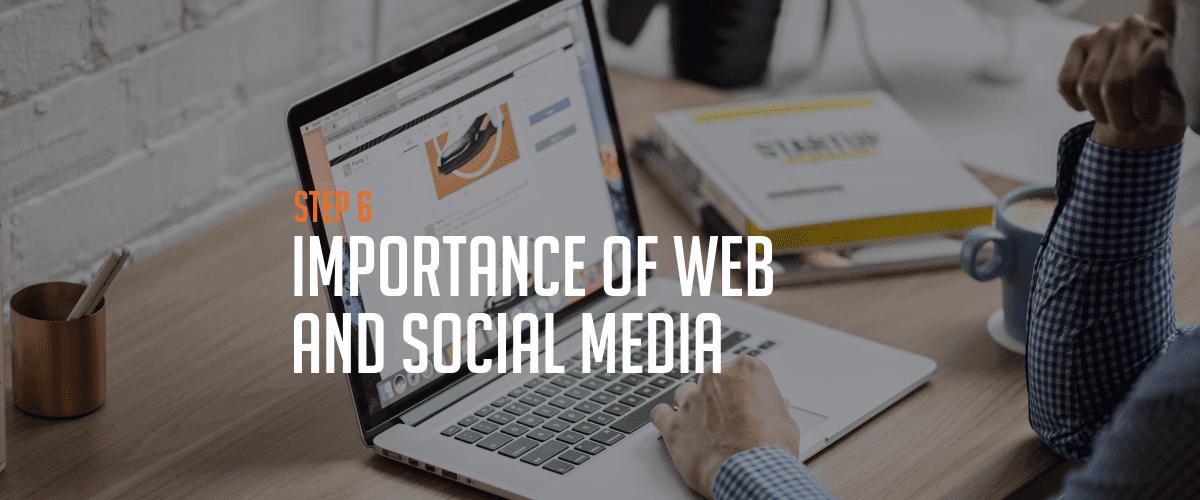 Hal Penting Dalam Membangun Brand Identity - Pentingnya Situs Web dan Sosial Media
