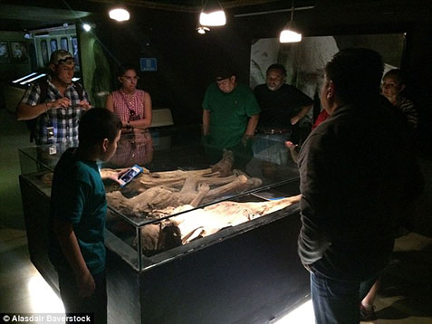 Seramnya Jalan-Jalan Ke Museum Mumi Meksiko