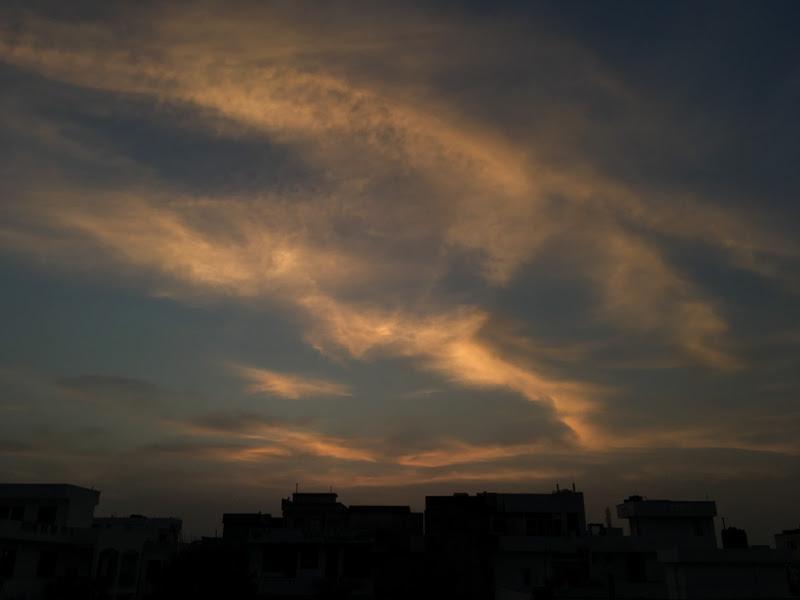 Evening Sky!