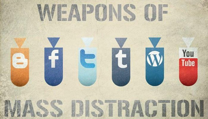 Bill Cushard: The Evil that Distractions Do