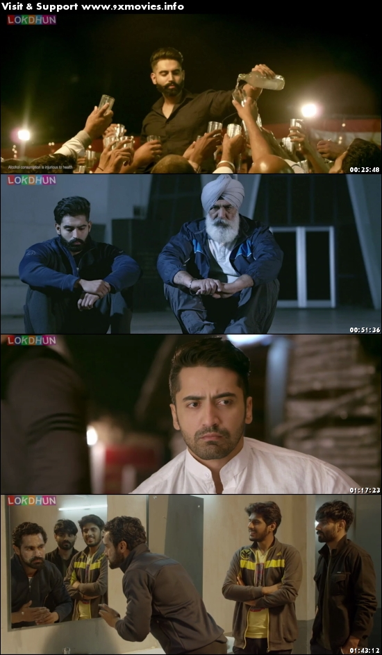 Rocky Mental 2017 Punjabi 720p WEB-DL 950mb