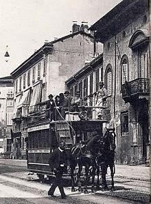 tram cavalli milano monza
