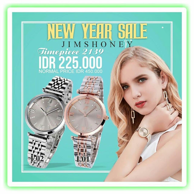 Jimshoney Timepiece 2139
